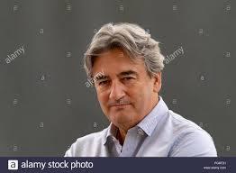 Edinburgh, Scotland, UK. 25 August, 2018. Pictured; Fergal Keane the Irish  Foreign correspondent with BBC News,