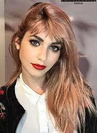 tendencias en color de cabello otoño