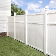Fast And Affordable White Vinyl Fence Services In New York