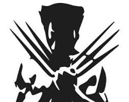 Wolverine Sticker Etsy