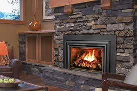 fireplace inserts wood burning with