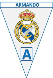 Resultado De Imagen De Banderin Real Madrid Con Imagenes