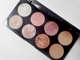 golden sugar ultra blush palette review