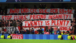 Bayern Munich fans protest at Champions League ticket prices - CNN