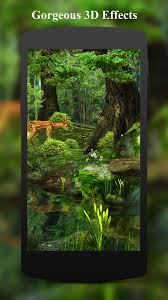 3d deer nature live wallpaper 1 6 8 apk