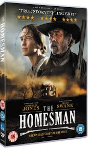 The Homesman | DVD | Free shipping over £20