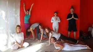 yoga teacher intensive