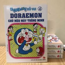 Sách - Truyện tranh Doraemon Đố Vui (trọn bộ 4 tập), giá chỉ ...