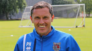 Grimsby Town FC manager Paul Hurst leaves club