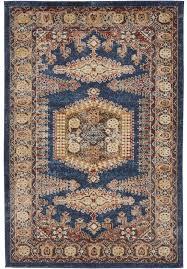 shangri shg4 navy blue 4 x 6 area rug