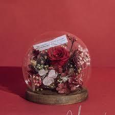 fresh flower wedding decoration and