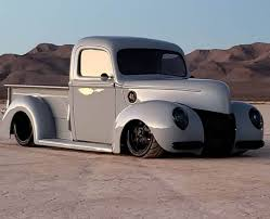 lonnie s 1940 ford pickup holley my