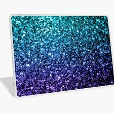 Glitter Laptop Skins Redbubble