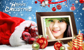 christmas photo frame apps milbe