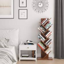 Tree Bookshelves That Creatively Display Collections In Style