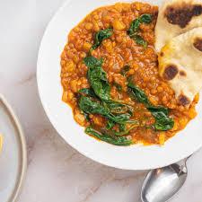 slow cooker madras lentils slender