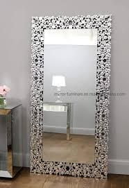 china feature floor mirror