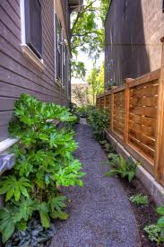 Side Yard Fence Houzz