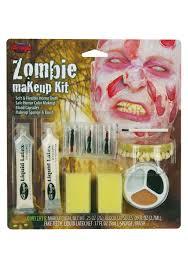 liquid latex zombie makeup you