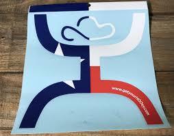 Hooey Texas 6 5 Car Decal Vinyl Sticker Bull Rider Rodeo Farm Ranch Southern Girls Boutique