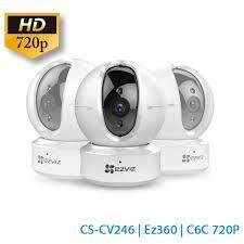 Camera Giám Sát IP WIFI EZVIZ CS CV246 1M 720P MTL 0812