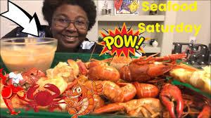 Seafood Boil FEAST MUKBANG! ⚠️ ...