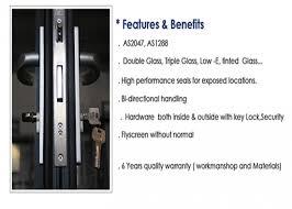 interior aluminum sliding glass doors