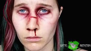 how to fake black eye makeup saubhaya