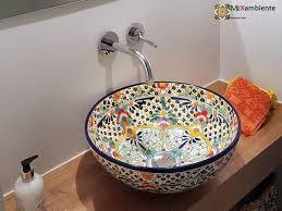 wash basin talavera sink