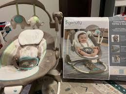 ingenuity baby swing es kids
