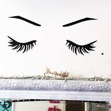 Tsw Couture Wall Art 1 Large 24 Wall Mural Beauty Face Vinyl Decal Poshmark