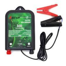 Xstop Ba80 12v Battery Powered Electric Fence Energiser For Sale Online Ebay