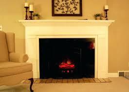 electric fire logs insert uk fireplace