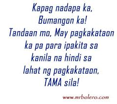 royalty famous tagalog quotes about life squidhomebiz