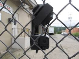 Gopro Hero 8 Chain Link Fence Secure Mount Clamp 3d Printed Etsy