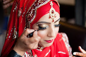 arabic wedding makeup eastern bridal
