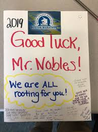 """Aaron Nobles on Twitter: """"I feel so lucky to work with such a caring group  of students and a supportive staff every day at Dake! Here goes nothing!  #sharedsupport @bostonmarathon #embracetheprocess… https://t.co/rezaMYhSzG"""""""