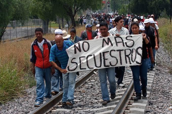 """Resultado de imagen de migrantes secuestrados mexico"""""""