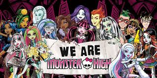 name all these monster high characters