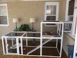 Pets The Online Magazine For Everything Diy Cat Enclosure Diy Cat Enclosure Indoor Cat Enclosures