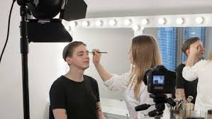 how to apply makeup for video videomaker