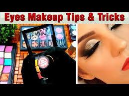 quick eye makeup tips tricks for