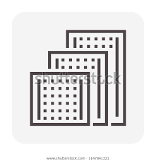 Partition Icon Called Room Divider Wall Stock Vector Royalty Free 1147841321
