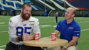 Coffee with the Bills: Lee Smith