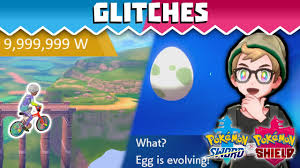 Pokemon Sword and Shield Glitches - Game Breakers - YouTube