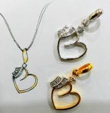 gem jewellery designing