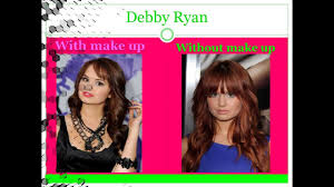 disney celebrities without makeup 2016