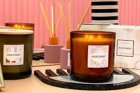 AVA&MAY: THE CANDLES THAT BRING THE WORLD TO YOUR HOMES