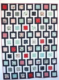 Chain Link Beginner Friendly Modern Quilt Pattern