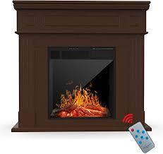 kuppet electric fireplace freestanding